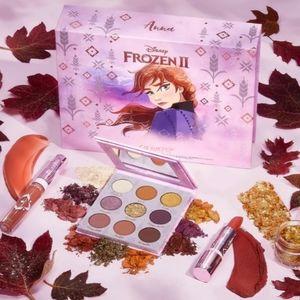 🍁BNIB🍁Colourpop Disney Frozen Anna Collection